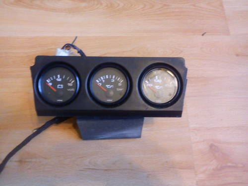 MK1 VW GOLF GTI CLIPPER VDO GAUGES / CLOCKS For Sale (picture 6 of 6)