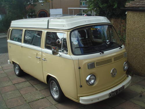 VW CAMPER WESTFALIA  1978 Subara Engine  For Sale (picture 4 of 6)