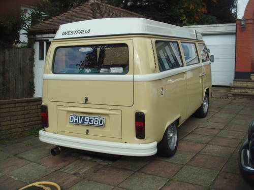 VW CAMPER WESTFALIA  1978 Subara Engine  For Sale (picture 5 of 6)
