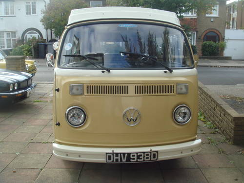 VW CAMPER WESTFALIA  1978 Subara Engine  For Sale (picture 6 of 6)