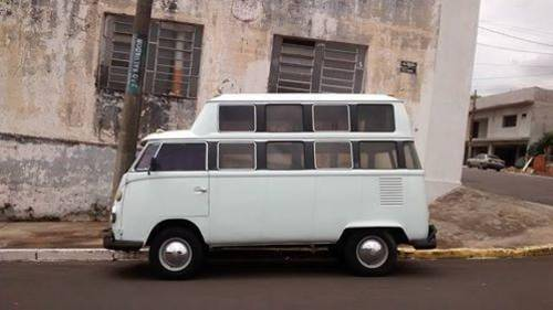 1975 VW T1 split window rare model, only made in Brazil SOLD (picture 1 of 6)