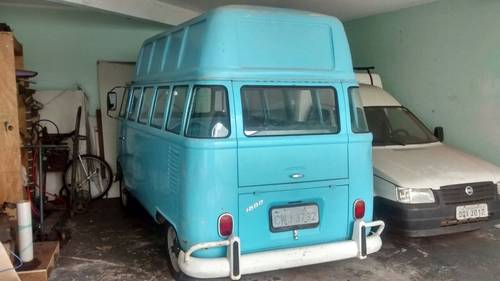 1974 VW T1 split window rare model, only made in Brazil For Sale (picture 1 of 2)