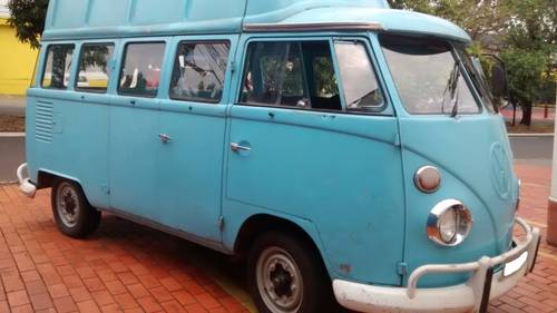1974 VW T1 split window rare model, only made in Brazil For Sale (picture 2 of 2)