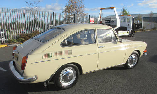 1973 VW Fastback LHD Excellent SOLD | Car And Classic