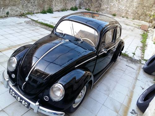volkswagen beetle split zwitter  sale car  classic