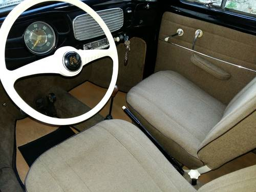 1952 Volkswagen Beetle Split Zwitter  For Sale (picture 4 of 6)