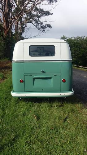 1957 Volkswagen Split Screen Bus For Sale (picture 5 of 6)