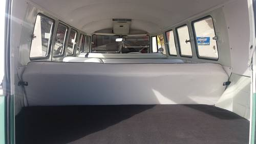 1957 Volkswagen Split Screen Bus For Sale (picture 6 of 6)