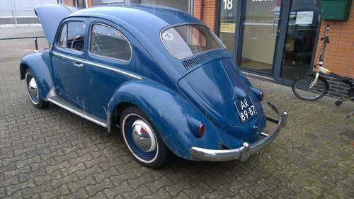Volkswagen Beetle 1960 For Sale (picture 1 of 6)