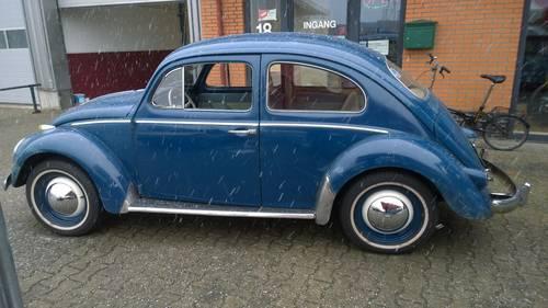 Volkswagen Beetle 1960 For Sale (picture 6 of 6)