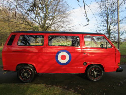 1986 VOLKSWAGEN TRANSPORTER T25~OTHER CLASSICS WANTED! Wanted (picture 1 of 6)