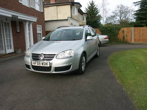 2009 VW golf estate 2.0 TDI For Sale (picture 3 of 6)