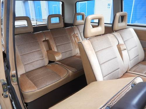 1984 VOLKSWAGEN T3 CARAVELLE GL For Sale (picture 5 of 6)