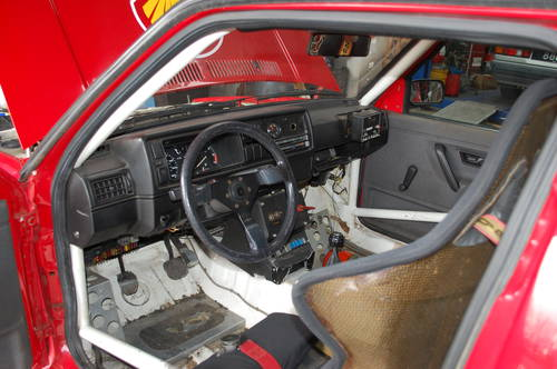 1989 Ex Shell Rally Sport VW Golf Rallye - Original and untouched For Sale (picture 2 of 6)