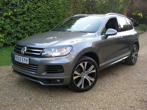 2013 Volkswagen Touareg 3.0 TDI Altitude With Panoramic Roof  For Sale (picture 1 of 6)