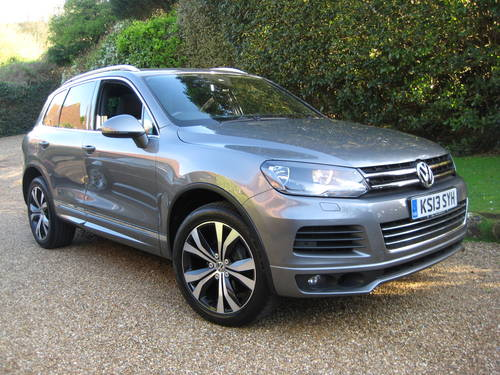 2013 Volkswagen Touareg 3.0 TDI Altitude With Panoramic Roof  For Sale (picture 2 of 6)