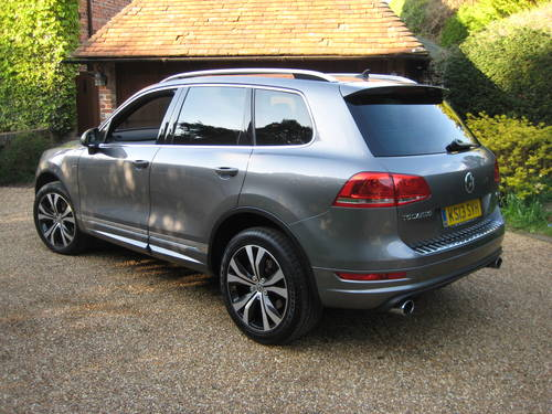 2013 Volkswagen Touareg 3.0 TDI Altitude With Panoramic Roof  For Sale (picture 5 of 6)
