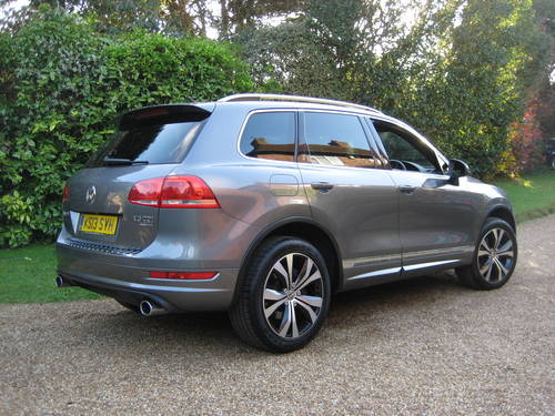 2013 Volkswagen Touareg 3.0 TDI Altitude With Panoramic Roof  For Sale (picture 6 of 6)