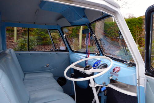VW SPLITSCREEN PICK-UP TRUCK 1957 RHD Beautiful condition For Sale (picture 6 of 6)