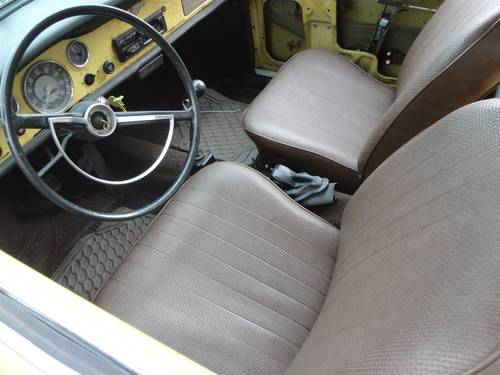 1969 Volkswagen Karmann Ghia Coupé '69 For Sale (picture 3 of 6)