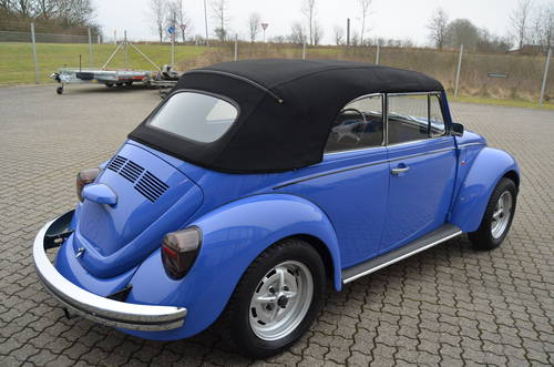 1972 VW 1302 1,5 Cabrio  SOLD (picture 3 of 6)