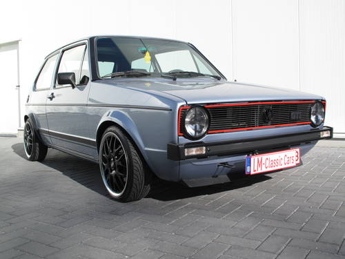 1976 Volkswagen Golf Mk1 Gti For Sale Car And Classic