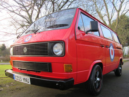 1986 VOLKSWAGEN TRANSPORTER 1.9 T25 * SOLD ~ OTHERS WANTED* Wanted (picture 1 of 6)