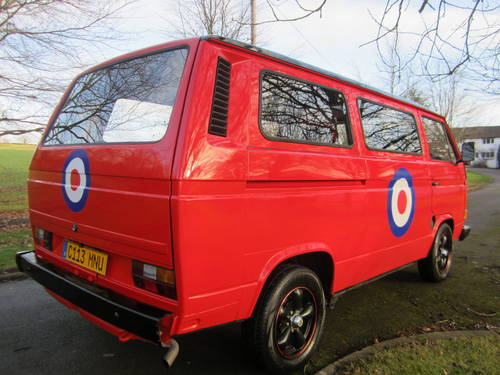 1986 VOLKSWAGEN TRANSPORTER 1.9 T25 * SOLD ~ OTHERS WANTED* Wanted (picture 2 of 6)