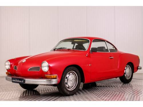 1973 Volkswagen Karmann Ghia For Sale (picture 1 of 6)