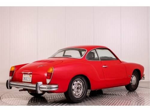 1973 Volkswagen Karmann Ghia For Sale (picture 2 of 6)