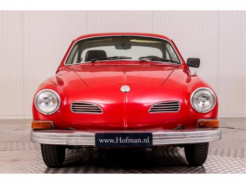 1973 Volkswagen Karmann Ghia For Sale (picture 4 of 6)