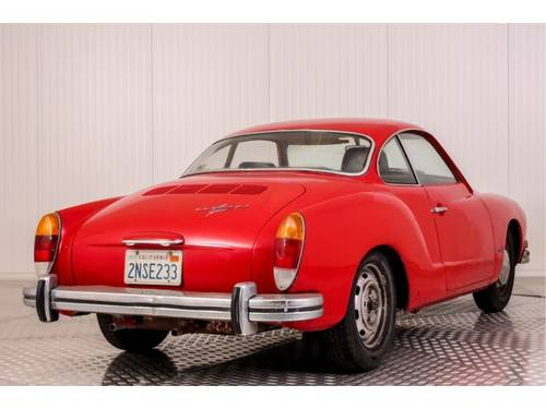 1973 Volkswagen Karmann Ghia For Sale (picture 5 of 6)