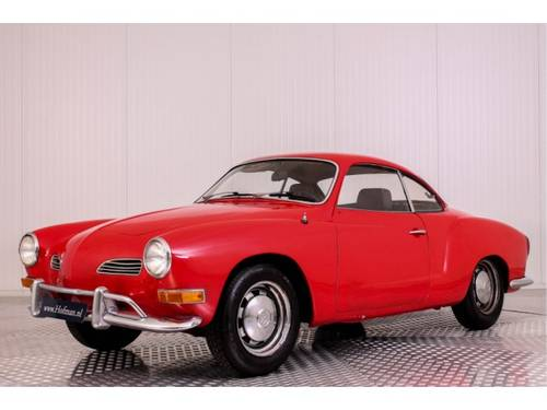 1971 Volkswagen Karmann Ghia For Sale (picture 1 of 6)