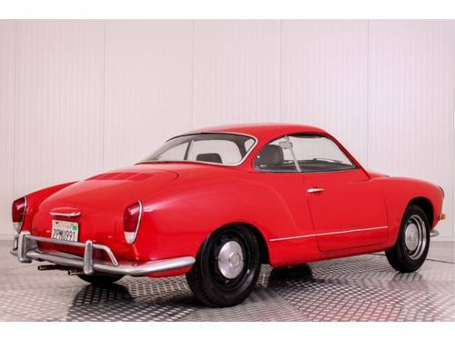 1971 Volkswagen Karmann Ghia For Sale (picture 2 of 6)