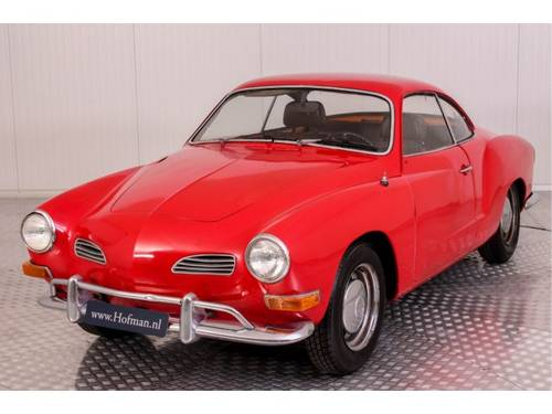 1971 Volkswagen Karmann Ghia For Sale (picture 4 of 6)