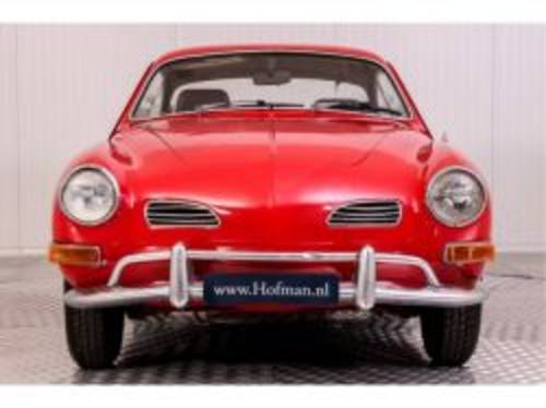 1971 Volkswagen Karmann Ghia For Sale (picture 5 of 6)