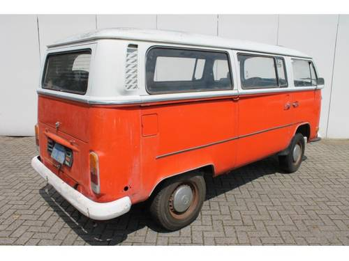 1972 Volkswagen Transporter T2 For Sale (picture 2 of 6)