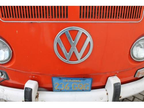 1972 Volkswagen Transporter T2 For Sale (picture 4 of 6)