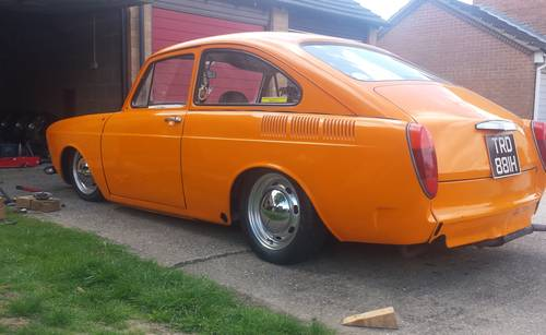 1970 Vw type 3 fastback For Sale | Car And Classic