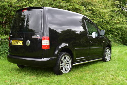 2009 Volkswagen Caddy Sportline 2.0 TDI PD Sportline Panel  SOLD (picture 2 of 6)