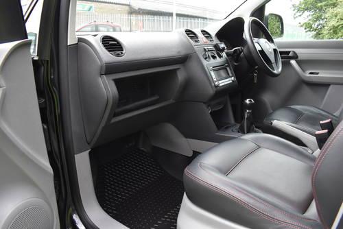 2009 Volkswagen Caddy Sportline 2.0 TDI PD Sportline Panel  SOLD (picture 5 of 6)