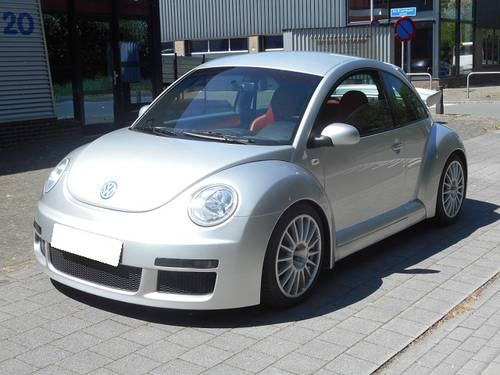2001 VW NEW BEETLE 3.2 RSI  COLLECTORS ITEM !!! For Sale (picture 1 of 6)
