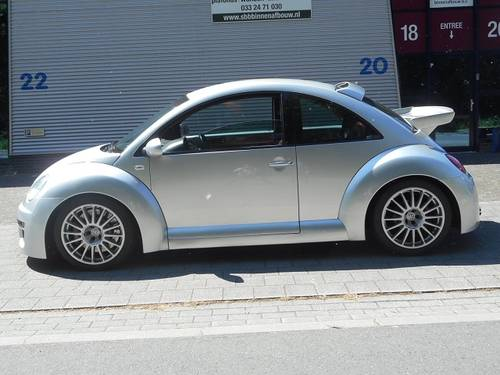 2001 VW NEW BEETLE 3.2 RSI  COLLECTORS ITEM !!! For Sale (picture 6 of 6)