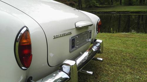 1963 vw karmann ghia convertible( 35.000 euro) For Sale (picture 5 of 6)