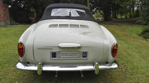 1963 vw karmann ghia convertible( 35.000 euro) For Sale (picture 6 of 6)