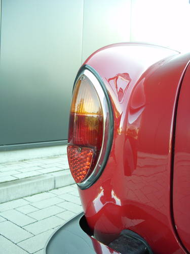 Karmann ghia convertible 1968( new price 30.000 euro) For Sale (picture 5 of 6)