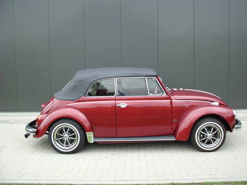 Volkswagen beetle-kaffer 1971(new price 16.000 euro) For Sale (picture 1 of 6)