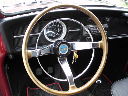 Volkswagen beetle-kaffer 1971(new price 16.000 euro) For Sale (picture 2 of 6)