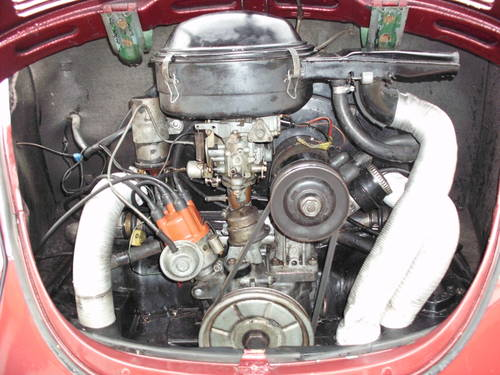 Volkswagen beetle-kaffer 1971(new price 16.000 euro) For Sale (picture 5 of 6)