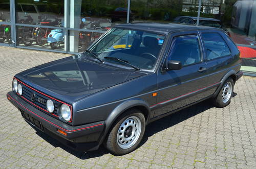 1989 Wolkswagen Golf 1,8 GTI MK 2  SOLD (picture 1 of 6)